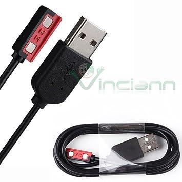 Cable USB para SmartWatch Pebble Steel Cargador Cable ...