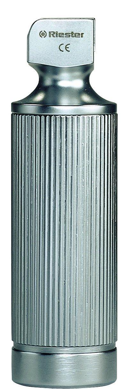 Riester 12310 Mango no recargable para pilas tipo AA, corto, XL para espátulas sin F.O.