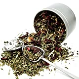 Cheap Hot Flash Tea for Hormonal Imbalances or Menopause Symptoms + FREE Tea Infuser (25g)