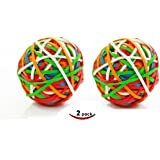 """1InTheHome Rubber Band Ball""""2 Pack"""""""