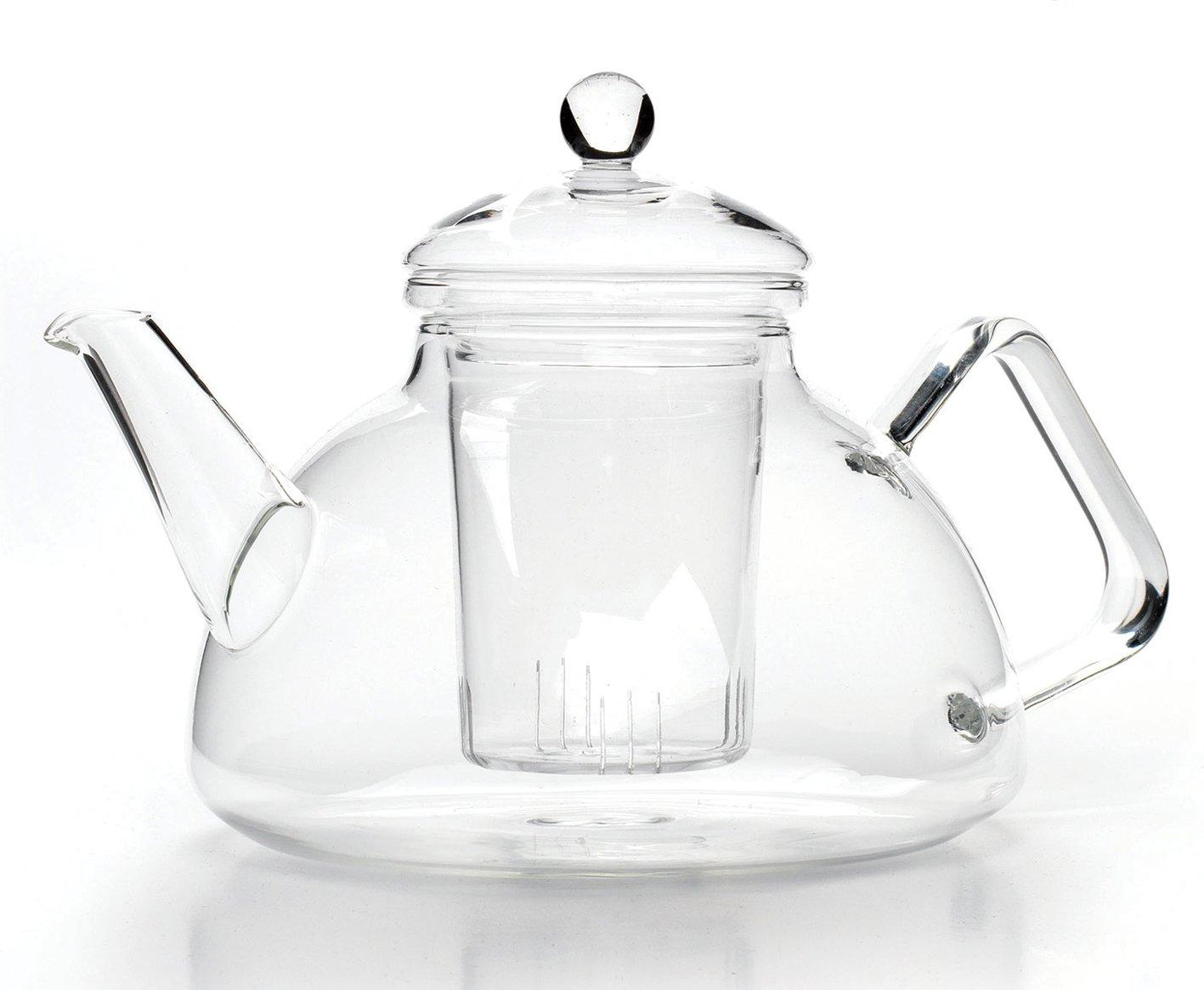 Teekanne Glocke ml.500/C//Filter