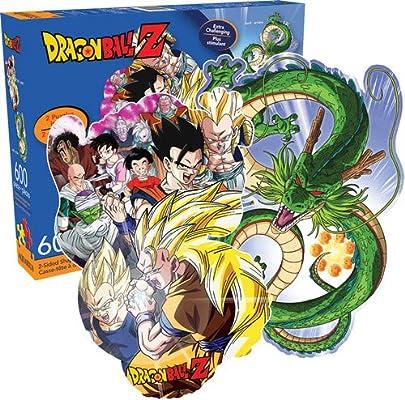 Aqua Dragon Ball Z 2 Sided Troquelado Puzle Rompecabezas ...