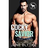 Cocky Savior: A Hero Club Novel