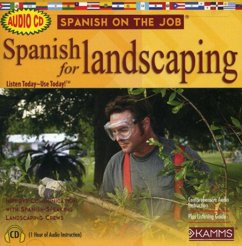 Spanish for Landscaping (Spanish on the Job)