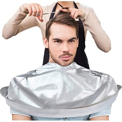 GUOQY-capa del peluquero, capa del peluquero, paraguas del ...