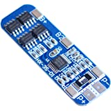 3S 10A 12V Lithium Battery Charger Protection Board Module for 3pcs 18650 Li-ion Battery Cell Charging BMS 11.1V 12.6V