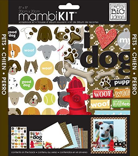 ideas mambiKIT Scrapbook My 8 Inch