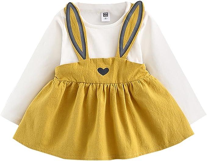 Kleider Unbekannt Allence Herbst Baby Mädchen Partykleider ...