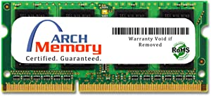 Arch Memory 8 GB 204-Pin DDR3 So-dimm RAM for HP Pavilion Entertainment dv7-7157sz