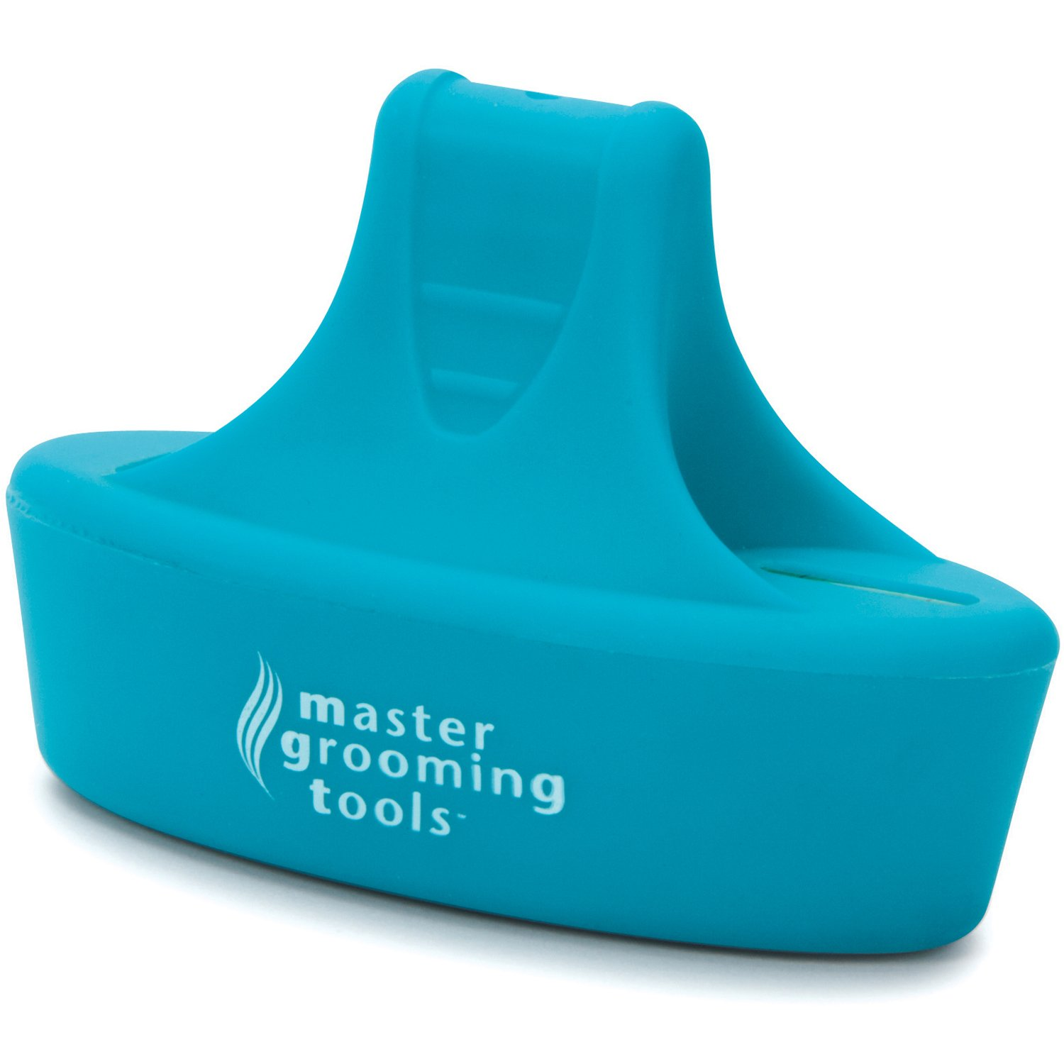 Master Grooming Tools SharpPro Magnetic Blade Holder, Blue by Master Grooming