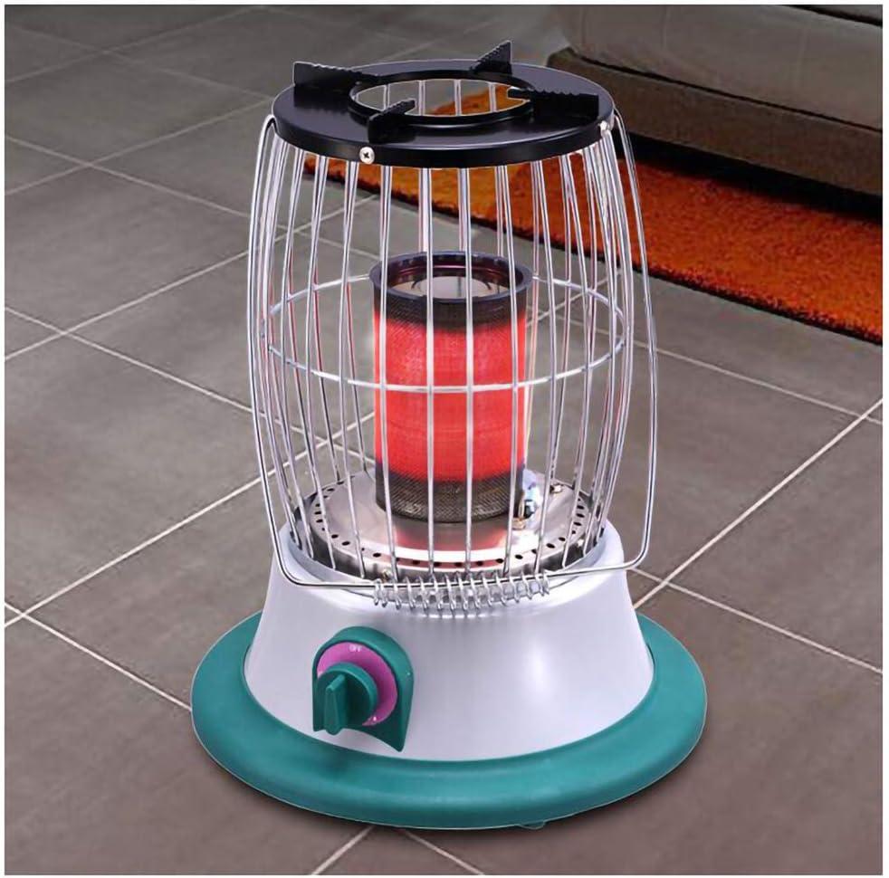 Patio calentadores portátiles, de mesa Calentador de Patio con propano regulador de gas, SAO hipoxia Protección Apagado, 2-3m Calefacción Distancia, de baja energía, al aire libre hoyos del fuego