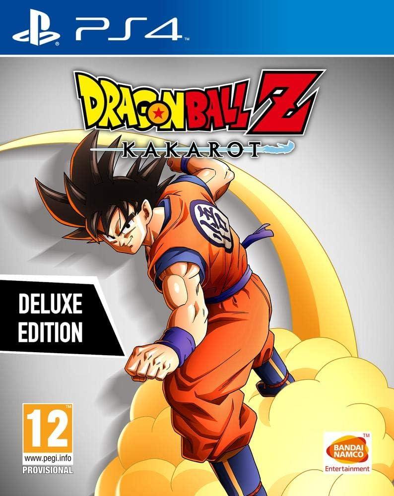 Dragon Ball Z : Kakarot - Deluxe Edition [Importación francesa]: Amazon.es: Videojuegos