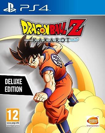 Comprar Dragon Ball Z : Kakarot - Deluxe Edition [Importación francesa]