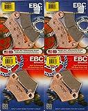 EBC Severe Duty - SV - Front & Rear Brake Pad Set - Polaris 800 Ranger Crew _FA452SV|FA354SV