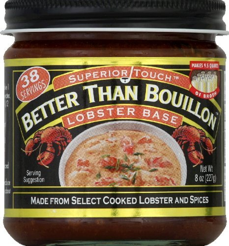 Better Than Bouillon Base, Lobster, 8 Ounce