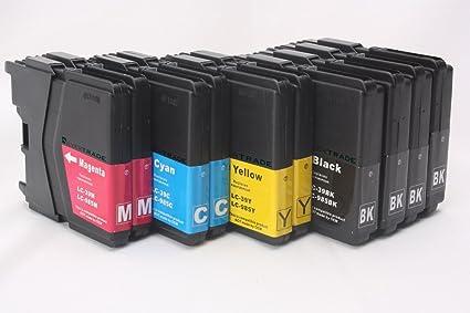 Odyseey Supplies - Cartuchos de tinta LC985 para impresoras ...
