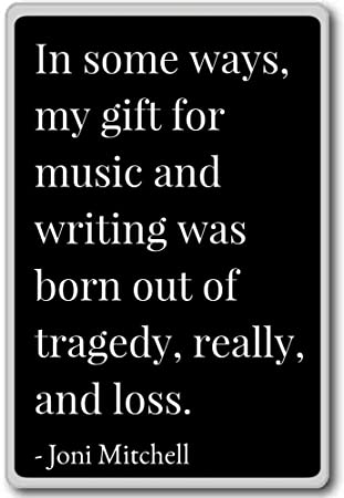 Amazoncom In Some Ways My Gift For Music And Writing W Joni