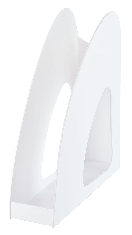 HAN Loop Plastica Bianco portariviste