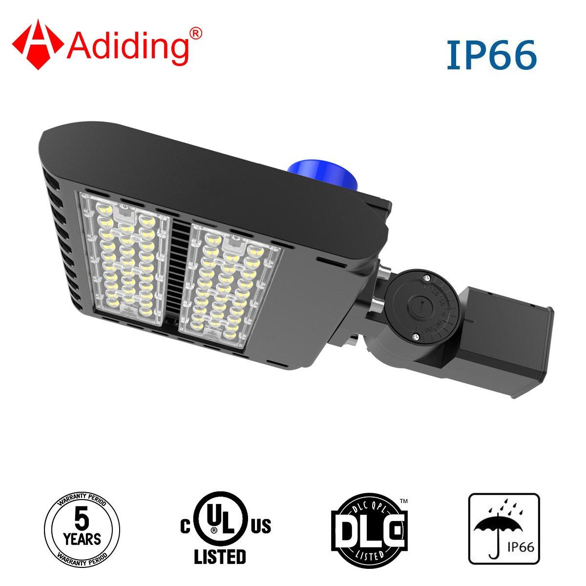 Parking Lot Lights Design: Adiding LED Parking Lot Light 3-Type Mounts 150W Street