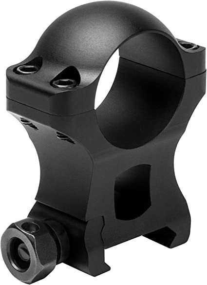 VISM Hunter 1 Inch Scope Rings 1.3 Inch Height VR1H13
