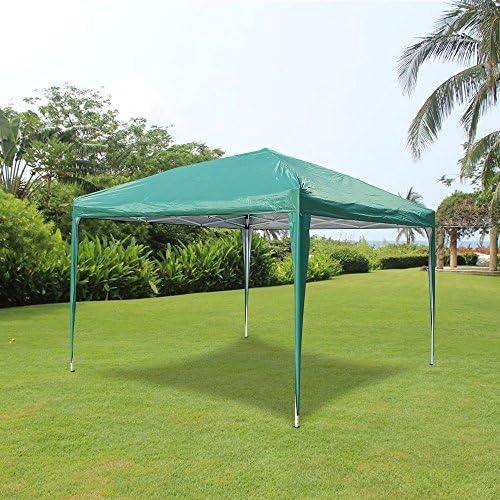 HG® 3x3m en pabellón verde pabellón jardín tienda jardín partido ...
