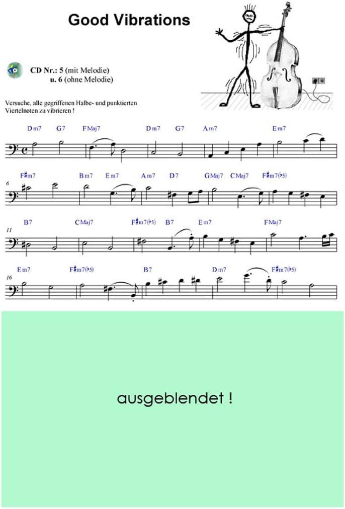 Ich Juegos Kontra baß banda 3 (+ CD): Stefan Andreas Scheicher ...
