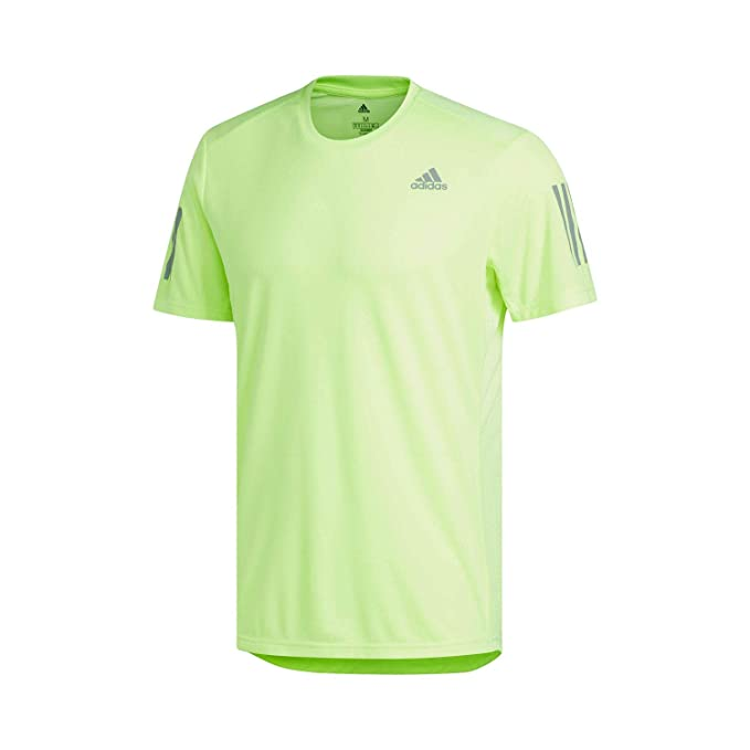 adidas Herren Own The Run T Shirt: : Bekleidung