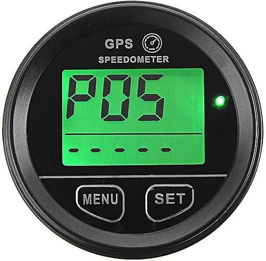Matedepreso Bici Velocímetro Odómetro Retroiluminado Pantalla LCD ...