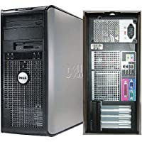 Dell OptiPlex - Pentium D 3000 MHz  - 400Gig Serial ATA HDD - New 2048mb DDR2 Memory DVD-RW Genuine Windows XP Professional - (Certified Reconditioned)