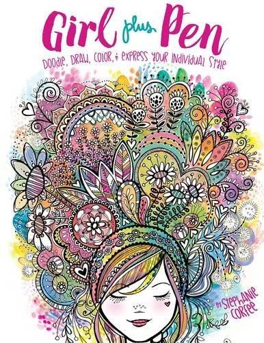 Girl Plus Pen Individual Yourself product image