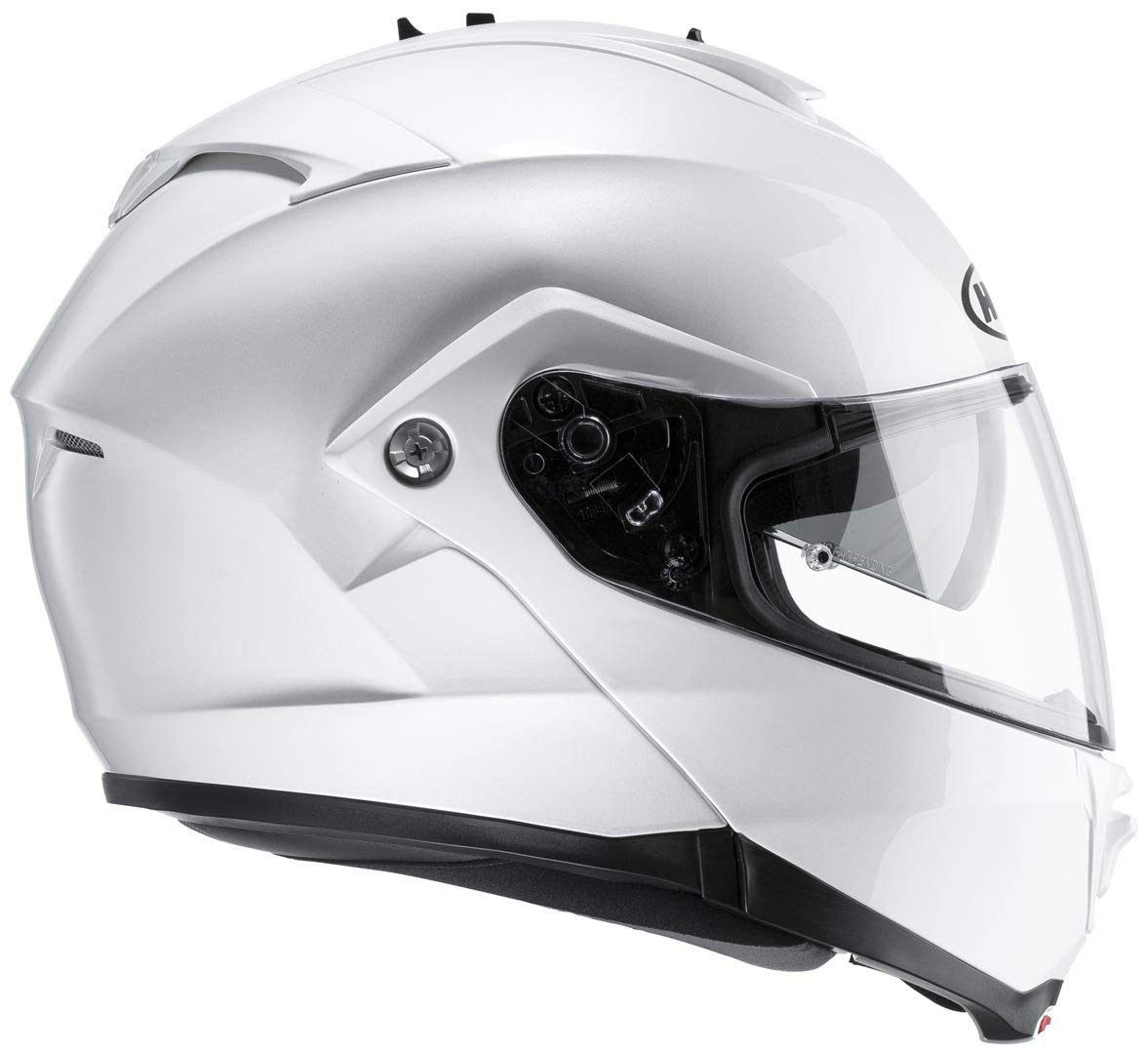 Taille M HJC Casque Moto IS MAX II Blanc