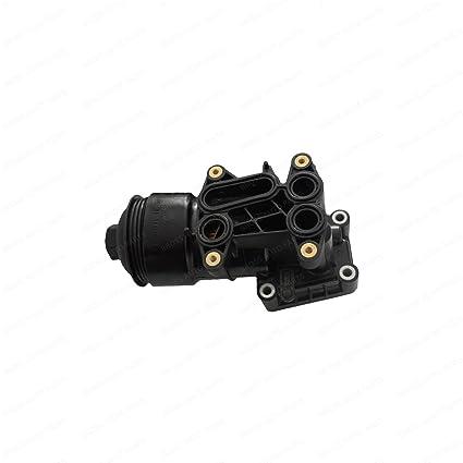 Bross BSP761 Oil Filter Housing 03L115389H for Audi VW Seat Skoda