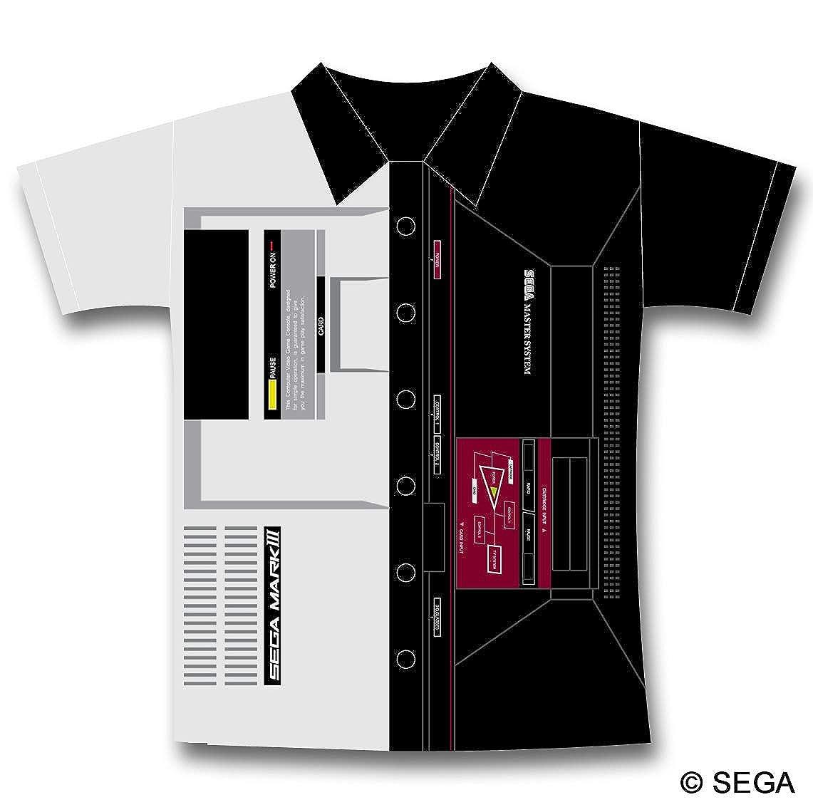 SEGA Mark III & Master System ワークシャツ (L)