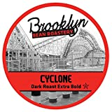 Cheap Brooklyn Beans Cyclone Dark Roast Single Serve Coffee –  24 Count – 2.0 Compatible