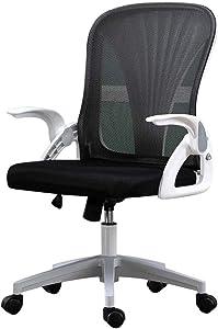 TGO Home Office Desk Chair Sofa Floor Chair Lounge Chair Ergonomic Learning Back Desk Lift Swivel Chair Computer Chair Office Chair