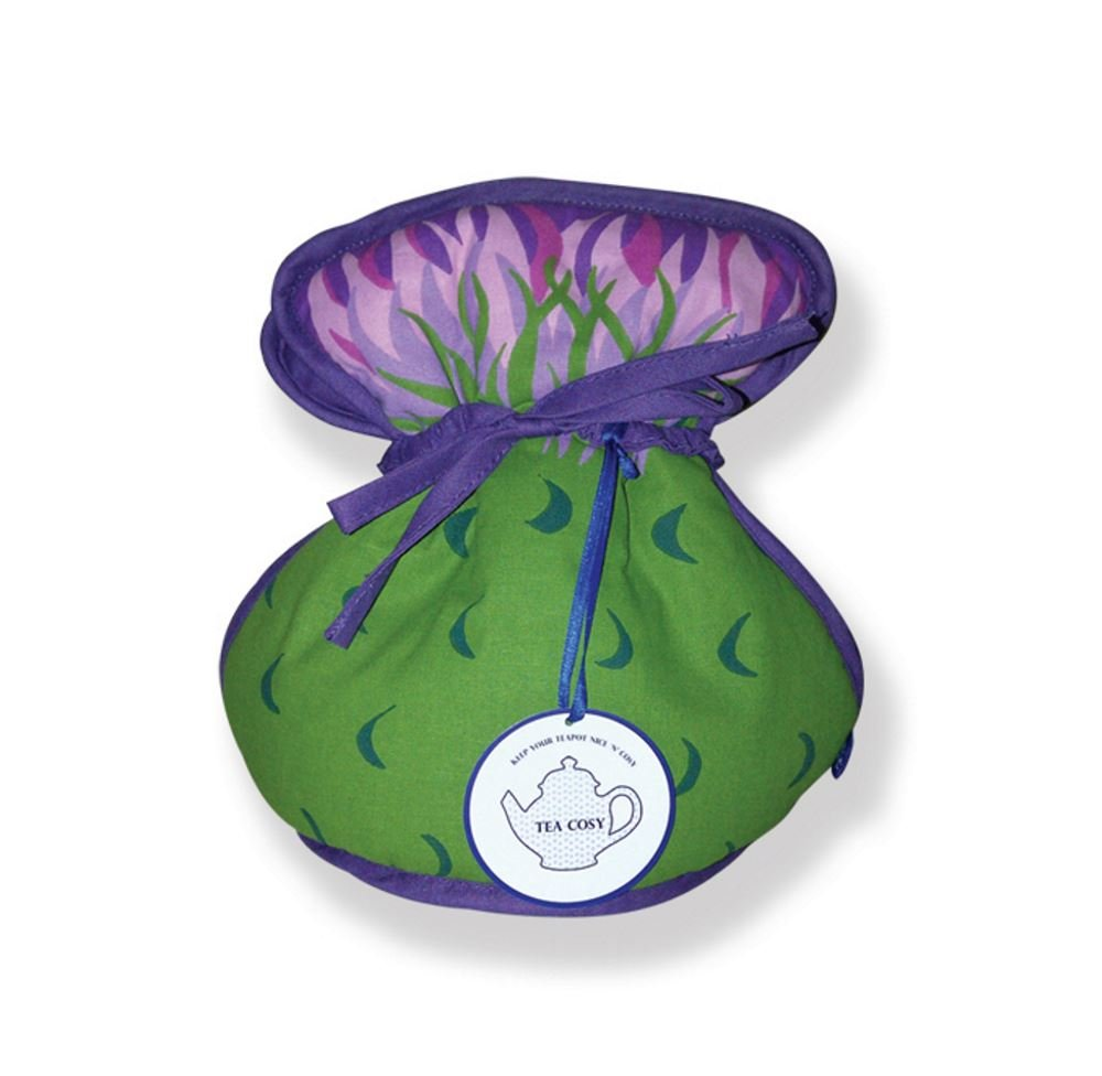 D&C Supplies Thistle Design Muff Tea Cosy