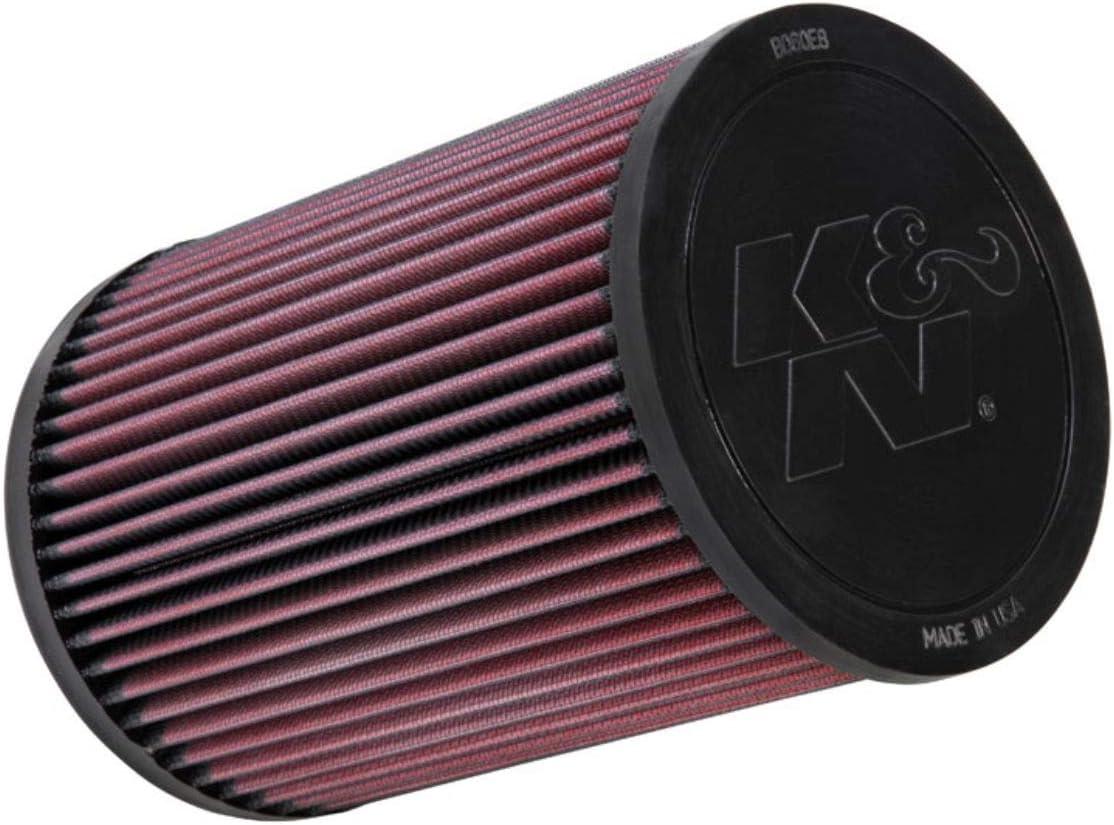 K&N Engine Air Filter: High Performance, Premium, Washable, Replacement Filter: 2010-2019 ALFA ROMEO (Giulietta), E-2991