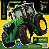 John Deere 7280R Teammate Fathead Peel & Stick Wall Decal