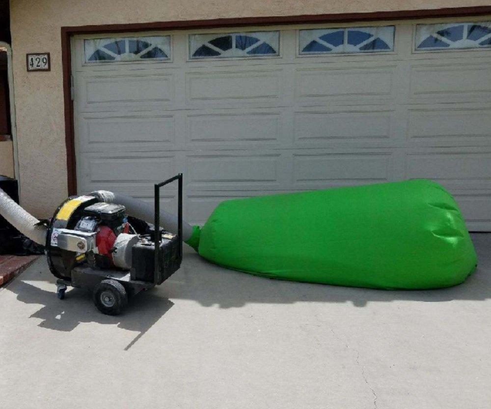 Ecotech Green Insulation Vacuum Bags 10 Pack