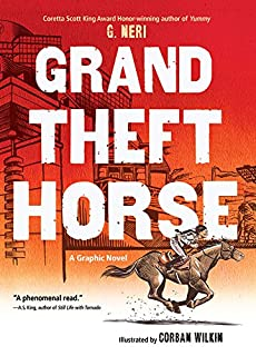 Book Cover: Grand Theft Horse