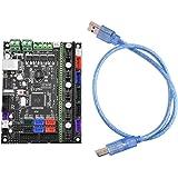 VBESTLIFE 3DプリンタボードMKS 高品質MKS GEN L V1.0コントローラボード メインボードランプ 1.4デュアル押し出しタッチ 3Dプリンタキット