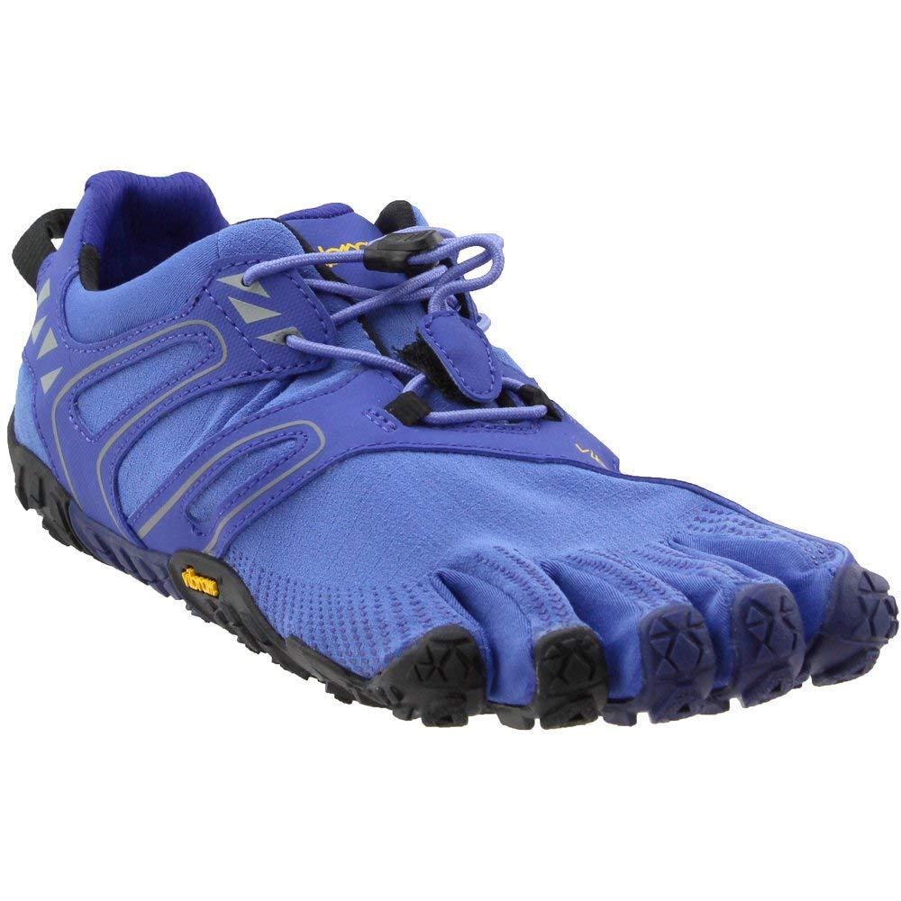 Vibram Women's V Trail Runner Purple/Black 37 EU/6.5 M US by Vibram (Image #1)