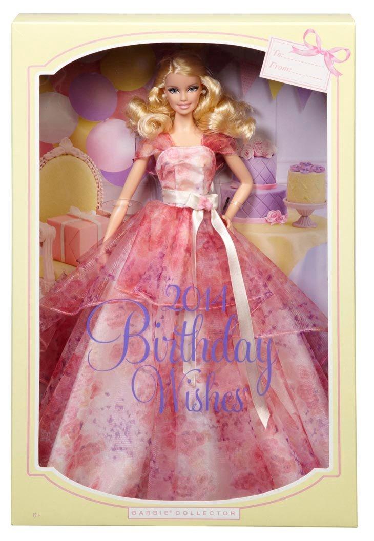 Amazon Barbie Birthday Wishes Doll Toys Games