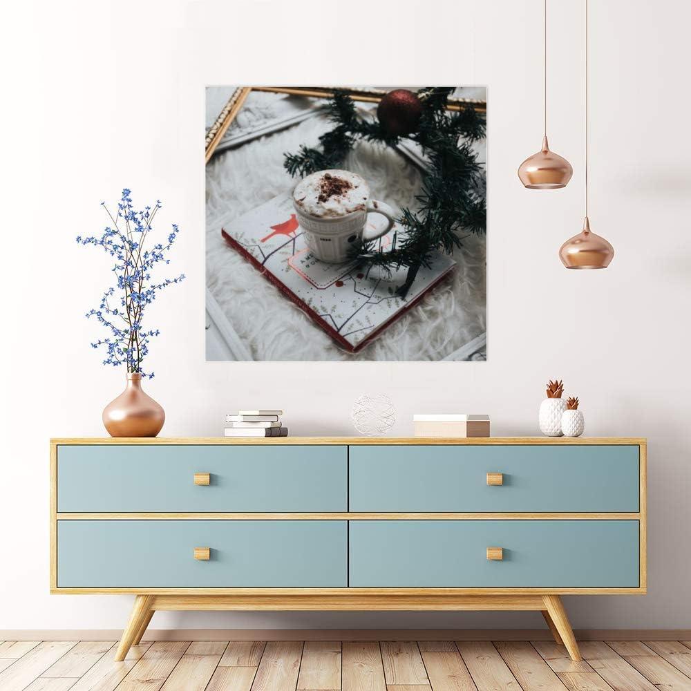 Stickers muraux pour Chambre /à Coucher N//A Peinture Murale en Toile Accessoires de d/écoration int/érieure Art 20 * 40cm