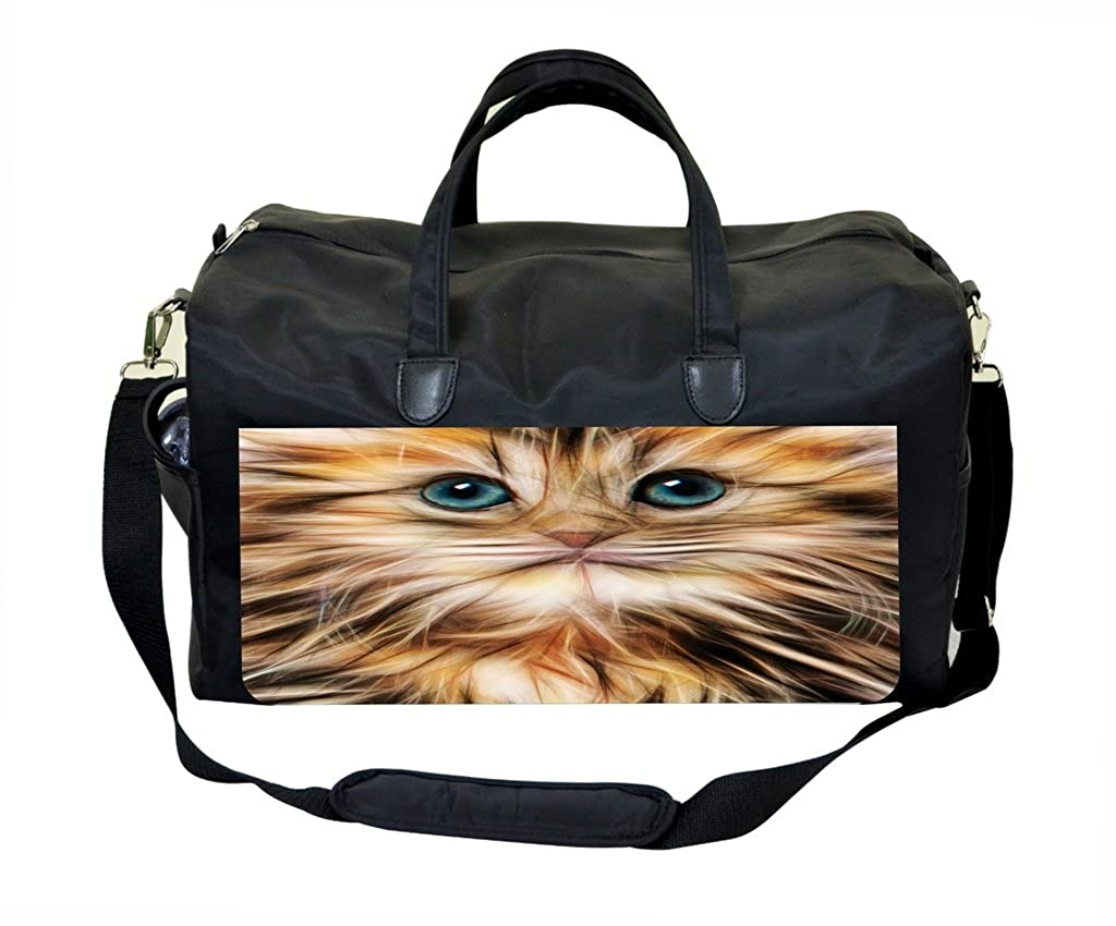 Fractal Kitten Therapist Bag