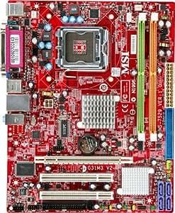 MSI G31M3-L V2 MS-7529 Socket 775 Motherboard