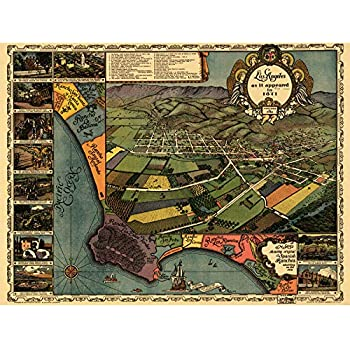 1799 CLEMENT CRUTTWELL MAP SCOTLAND VINTAGE REPRO POSTER ART PRINT 2882PYLV