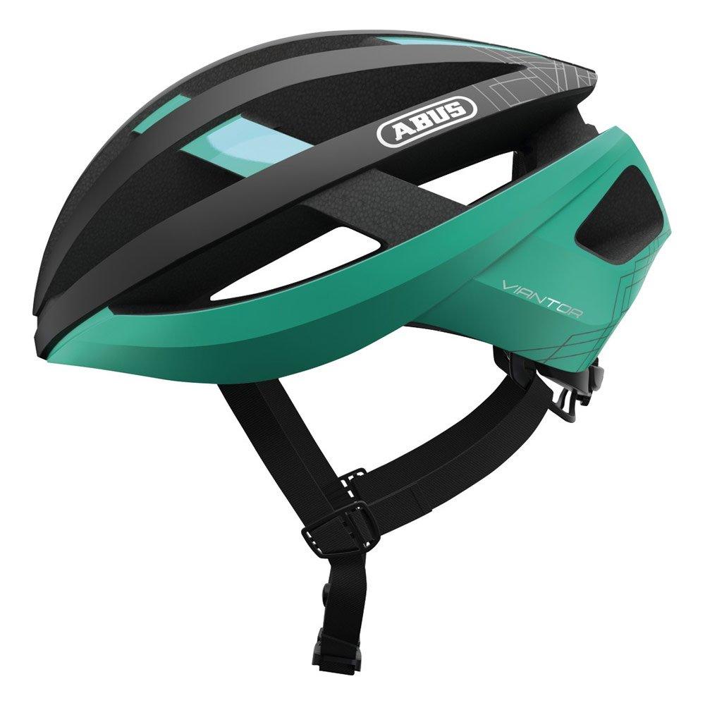 VIANTOR(ヴィアントー) ロードヘルメット 軽量エントリーモデル L(57~61cm) セレステグリーン B07DKBTWBK