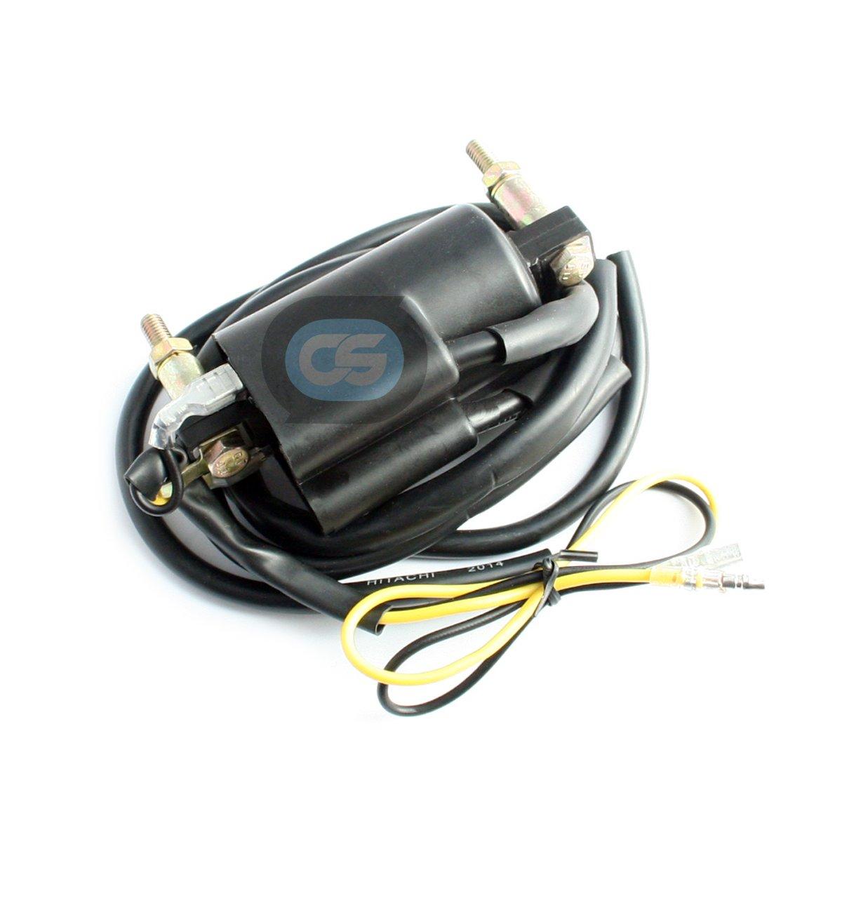 Ignition Coil Kawasaki Kz440 Kz 440 1980 1983 New Wiring Harness Warranty Automotive