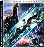 Pack Divergente + Insurgente + Leal [Blu-ray]